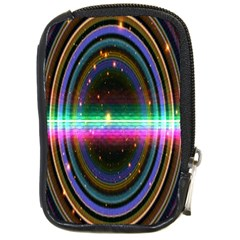 Spectrum Space Line Rainbow Hole Compact Camera Cases by Mariart