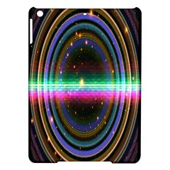 Spectrum Space Line Rainbow Hole Ipad Air Hardshell Cases by Mariart