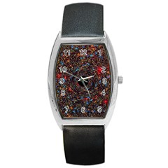 Space Star Light Black Hole Barrel Style Metal Watch by Mariart