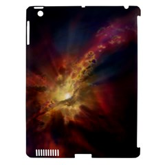 Sun Light Galaxy Apple Ipad 3/4 Hardshell Case (compatible With Smart Cover) by Mariart