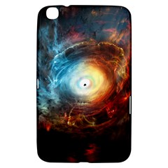 Supermassive Black Hole Galaxy Is Hidden Behind Worldwide Network Samsung Galaxy Tab 3 (8 ) T3100 Hardshell Case  by Mariart