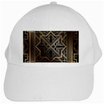 art nouveau White Cap
