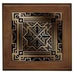 art nouveau Framed Tiles