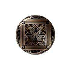 Art Nouveau Hat Clip Ball Marker (10 Pack)