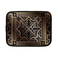 Art Nouveau Netbook Case (small)