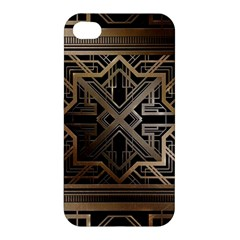 Art Nouveau Apple Iphone 4/4s Hardshell Case