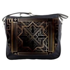 Art Nouveau Messenger Bags by Love888