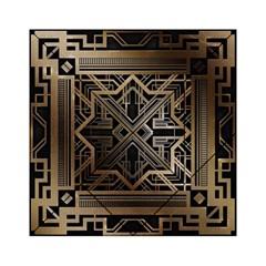 Art Nouveau Acrylic Tangram Puzzle (6  X 6 )