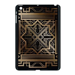 Art Nouveau Apple Ipad Mini Case (black)