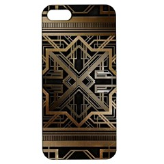 Art Nouveau Apple Iphone 5 Hardshell Case With Stand