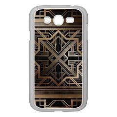 Art Nouveau Samsung Galaxy Grand Duos I9082 Case (white)