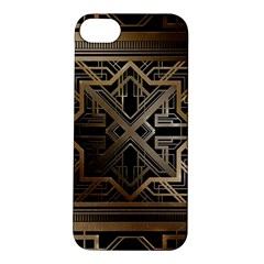 Art Nouveau Apple Iphone 5s/ Se Hardshell Case