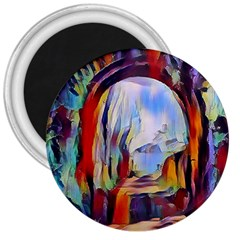 Abstract Tunnel 3  Magnets by 8fugoso