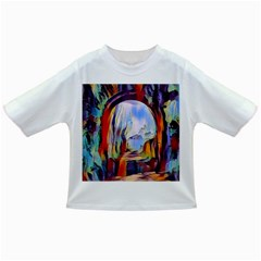 Abstract Tunnel Infant/toddler T Shirts
