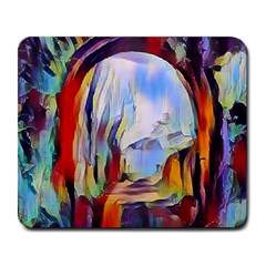 Abstract Tunnel Large Mousepads