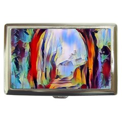 Abstract Tunnel Cigarette Money Cases