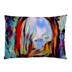Abstract Tunnel Pillow Case