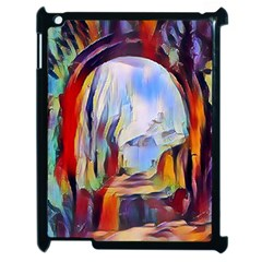 Abstract Tunnel Apple Ipad 2 Case (black) by 8fugoso