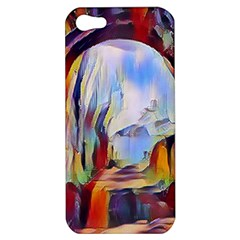 Abstract Tunnel Apple Iphone 5 Hardshell Case