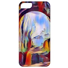 Abstract Tunnel Apple Iphone 5 Classic Hardshell Case