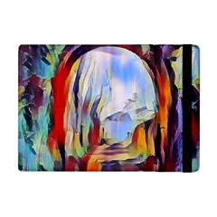 Abstract Tunnel Apple Ipad Mini Flip Case