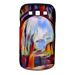 Abstract Tunnel Samsung Galaxy S Iii Classic Hardshell Case (pc+silicone)