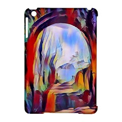 Abstract Tunnel Apple Ipad Mini Hardshell Case (compatible With Smart Cover)