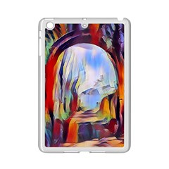 Abstract Tunnel Ipad Mini 2 Enamel Coated Cases