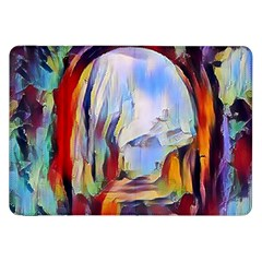 Abstract Tunnel Samsung Galaxy Tab 8 9  P7300 Flip Case