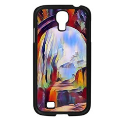 Abstract Tunnel Samsung Galaxy S4 I9500/ I9505 Case (black)