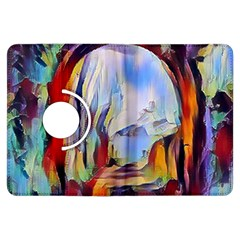 Abstract Tunnel Kindle Fire Hdx Flip 360 Case