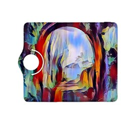 Abstract Tunnel Kindle Fire Hdx 8 9  Flip 360 Case