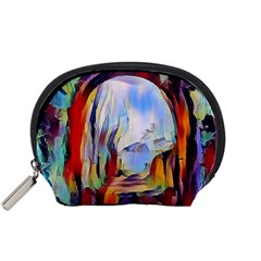 Abstract Tunnel Accessory Pouches (small)