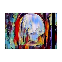 Abstract Tunnel Ipad Mini 2 Flip Cases