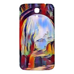 Abstract Tunnel Samsung Galaxy Mega I9200 Hardshell Back Case