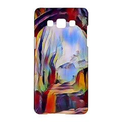 Abstract Tunnel Samsung Galaxy A5 Hardshell Case