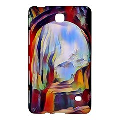 Abstract Tunnel Samsung Galaxy Tab 4 (7 ) Hardshell Case