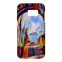 Abstract Tunnel Samsung Galaxy S7 Hardshell Case