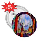 abstract tunnel 2.25  Buttons (10 pack)