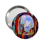 abstract tunnel 2.25  Handbag Mirrors