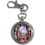abstract tunnel Key Chain Watches