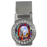 abstract tunnel Money Clips (CZ)