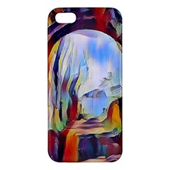 Abstract Tunnel Iphone 5s/ Se Premium Hardshell Case by 8fugoso