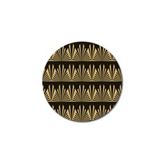 Art Deco Golf Ball Marker (4 Pack) by 8fugoso
