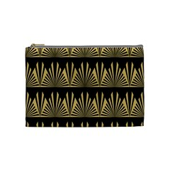 Art Deco Cosmetic Bag (medium)  by 8fugoso