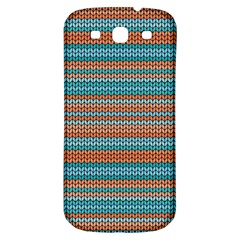 Winter Pattern 1 Samsung Galaxy S3 S Iii Classic Hardshell Back Case by tarastyle