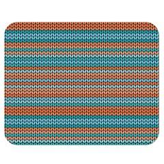 Winter Pattern 1 Double Sided Flano Blanket (medium)  by tarastyle