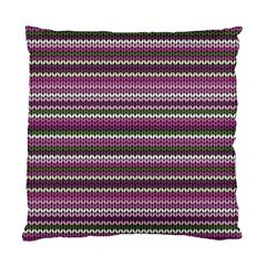 Winter Pattern 2 Standard Cushion Case (two Sides) by tarastyle