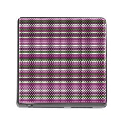 Winter Pattern 2 Memory Card Reader (square) by tarastyle