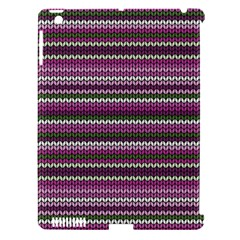Winter Pattern 2 Apple Ipad 3/4 Hardshell Case (compatible With Smart Cover) by tarastyle